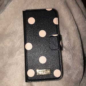 Kate spade iPhone case and wallet